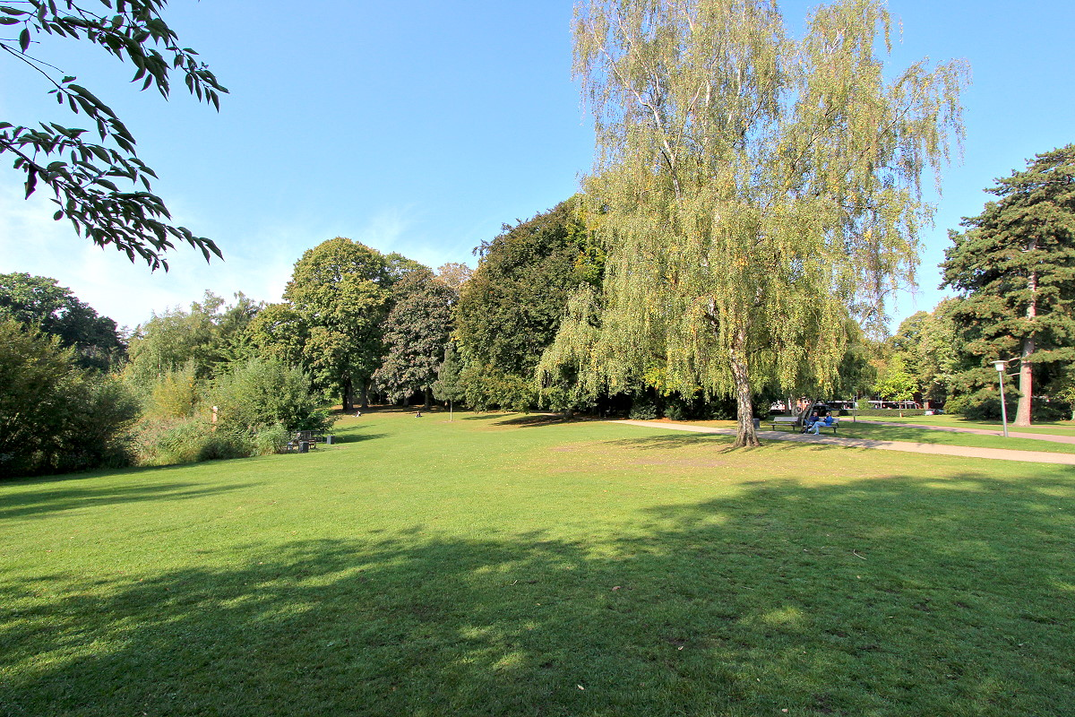 EPPENDORF - Der Eppendorfer Park