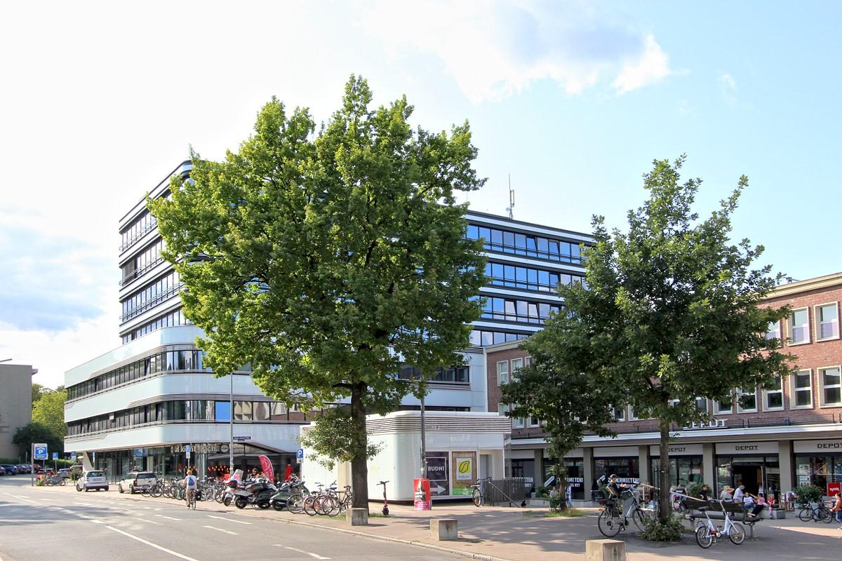 EPPENDORF - Marie-Jonas-Platz