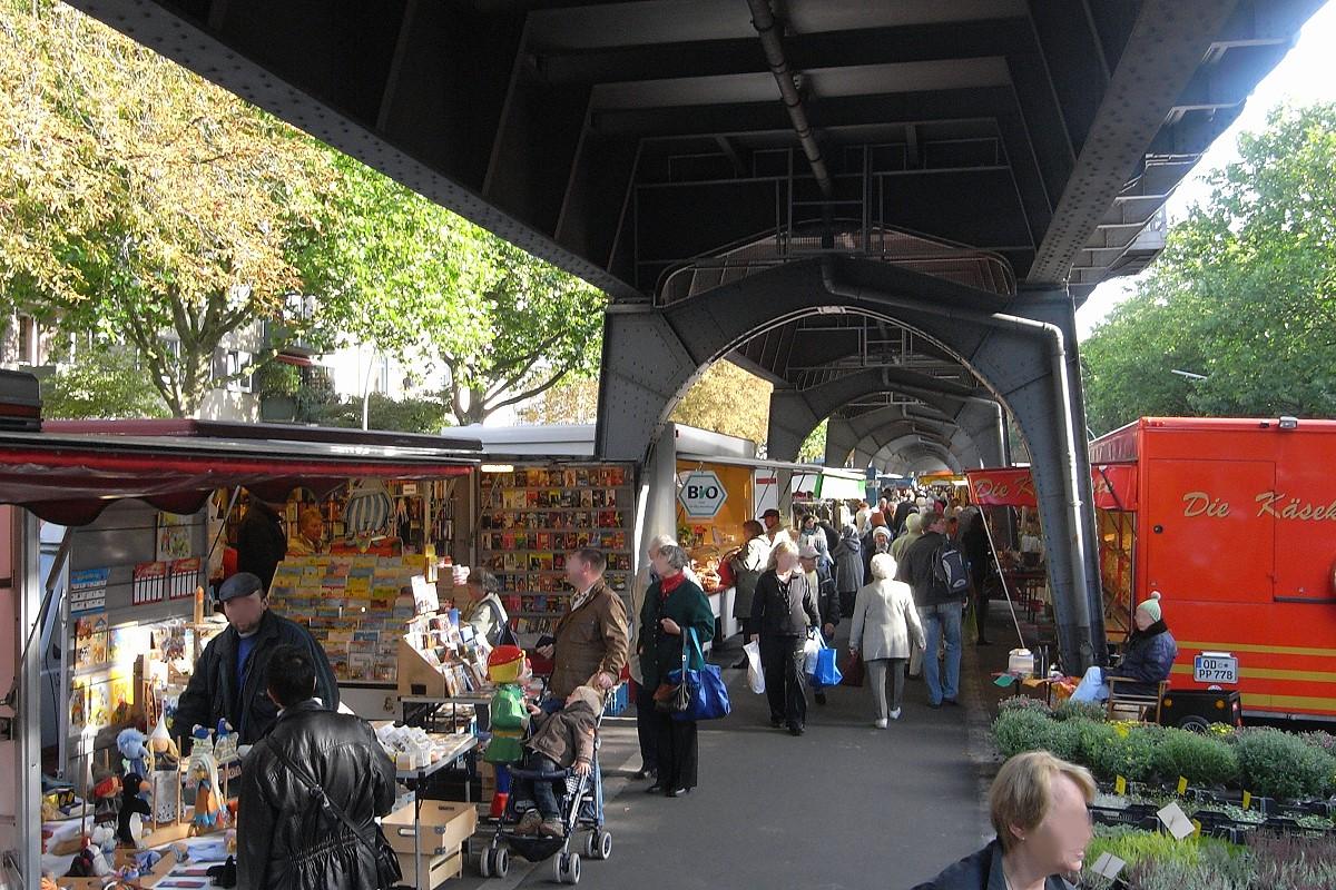 HARVESTEHUDE - Der Ise-Wochenmarkt
