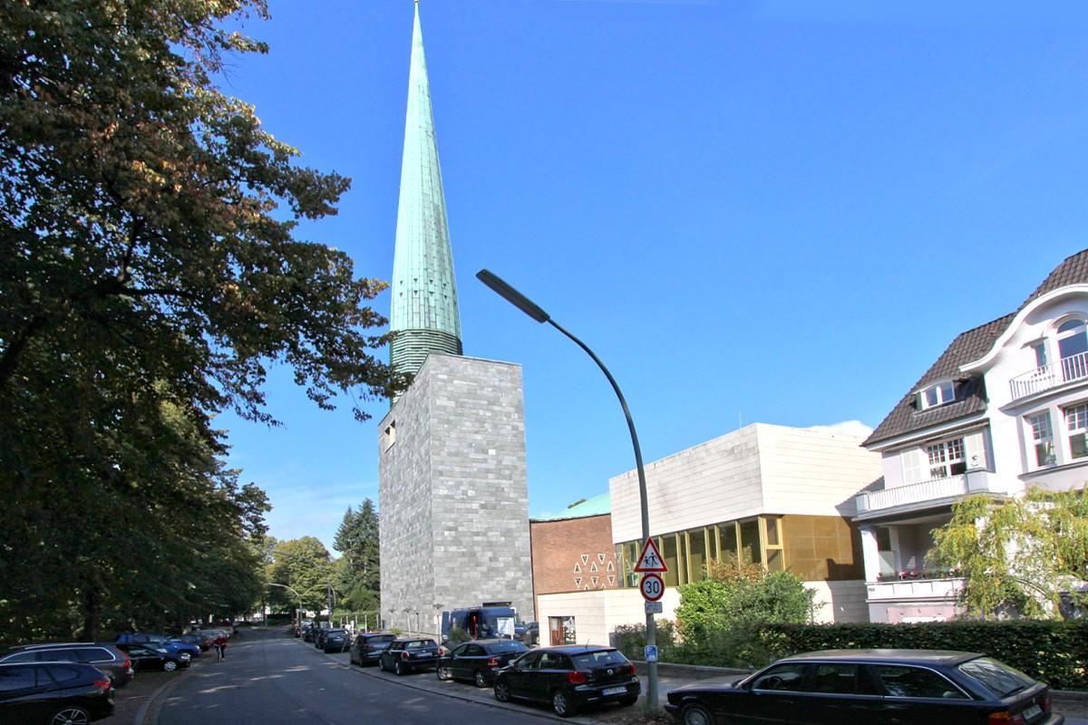 HARVESTEHUDE - Hauptkirche St. Nikolai