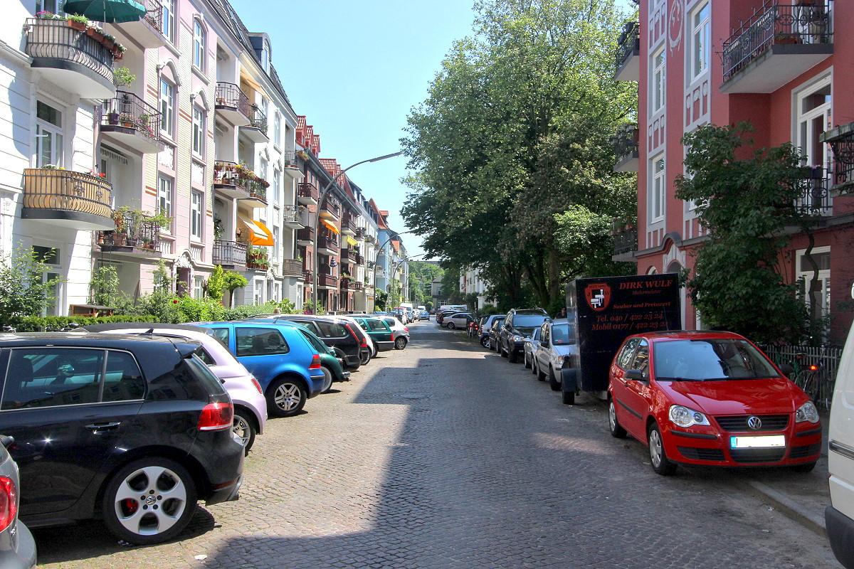 HOHELUFT-WEST - Das Generalsviertel