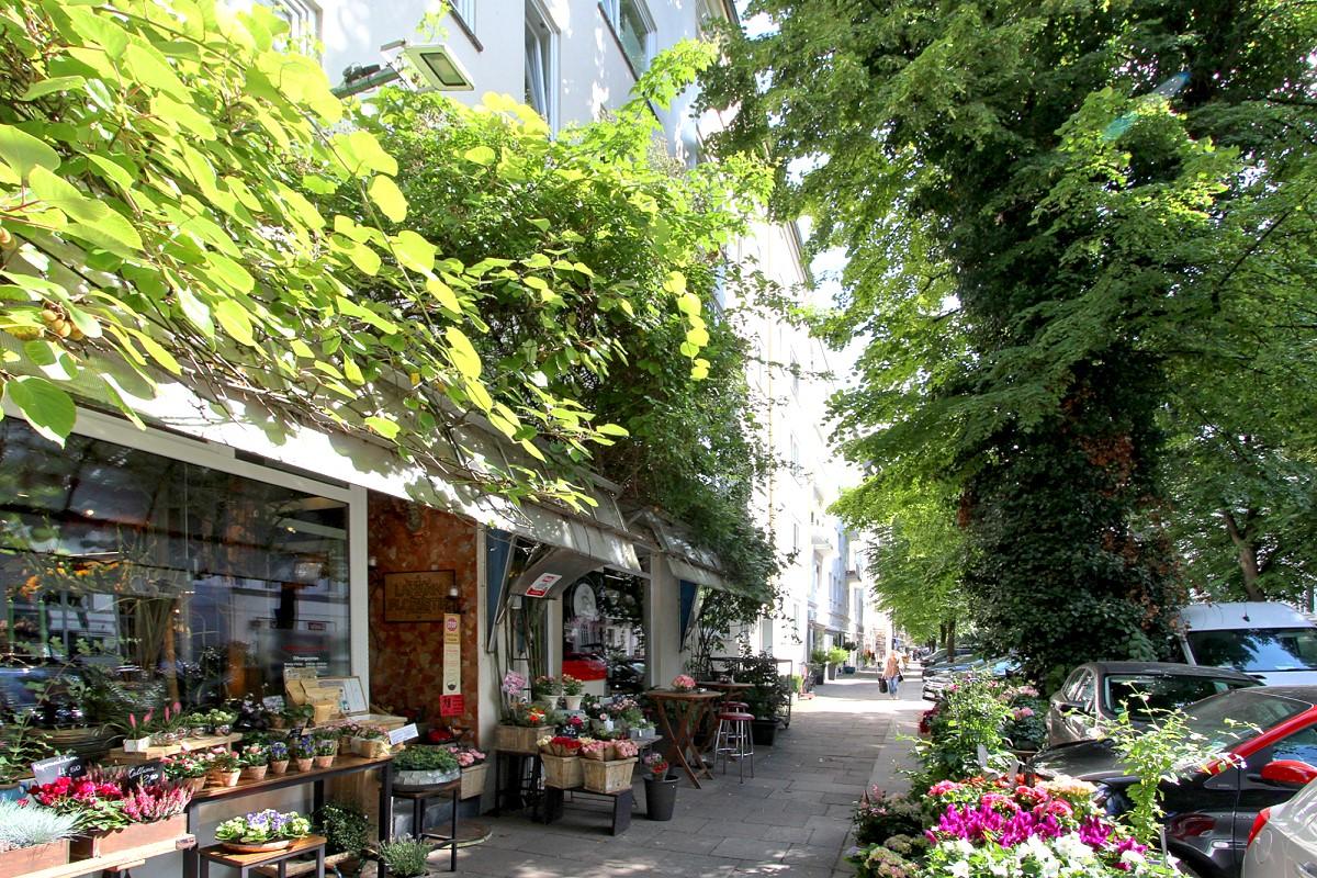 UHLENHORST - Einkaufsstraße