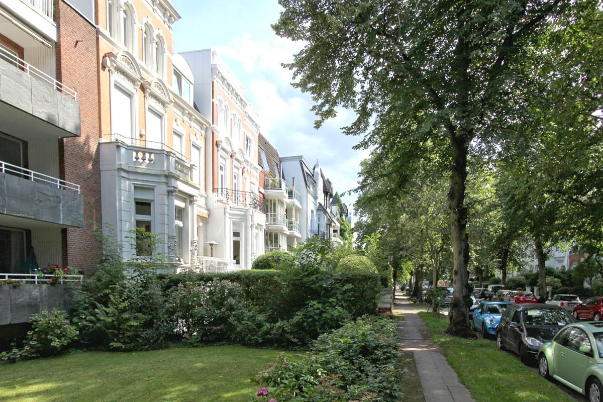 WINTERHUDE - Agnesstraße