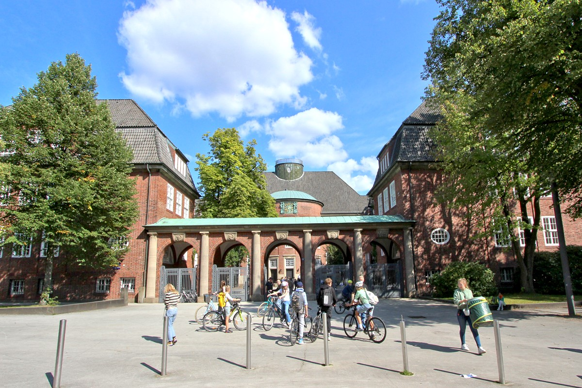 WINTERHUDE - Das Johanneum